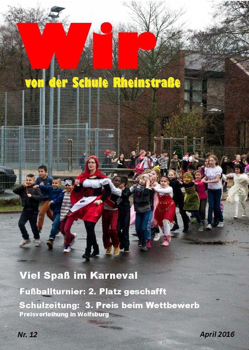 Titelseite 12 - Erstentwurf