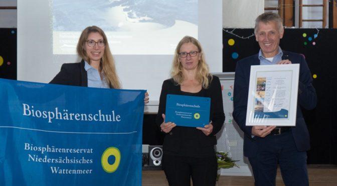 Grosse Anerkennung für die Schule Rheinstraße
