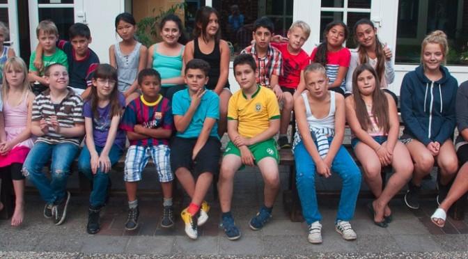 Im Schullandheim 2014